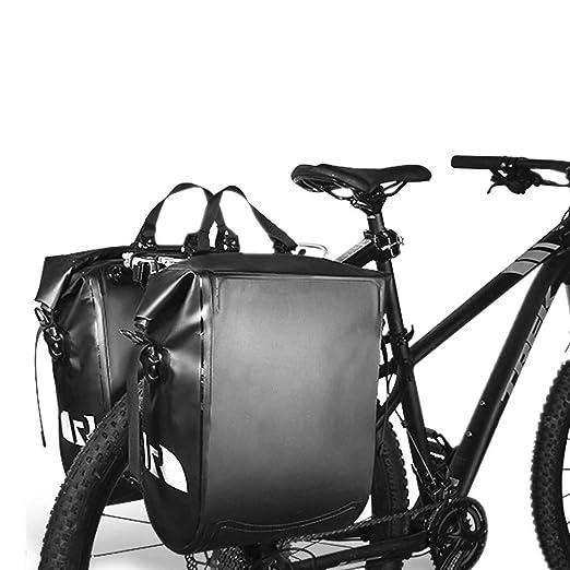GSCshoe Asiento de Bicicleta cuña Alforja para Maletero de ...