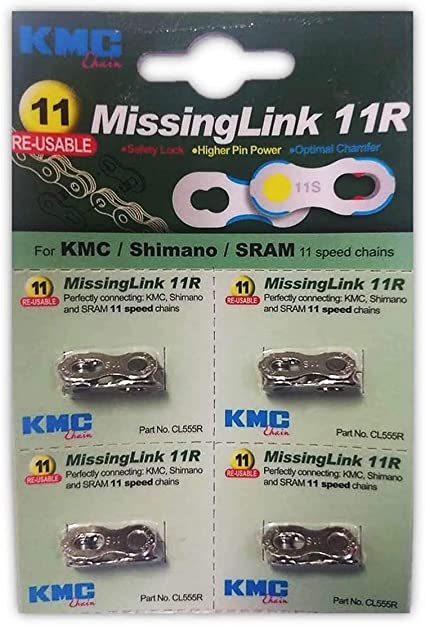 Quick-Link KMC Missing Link 11-Speed Chain Connector