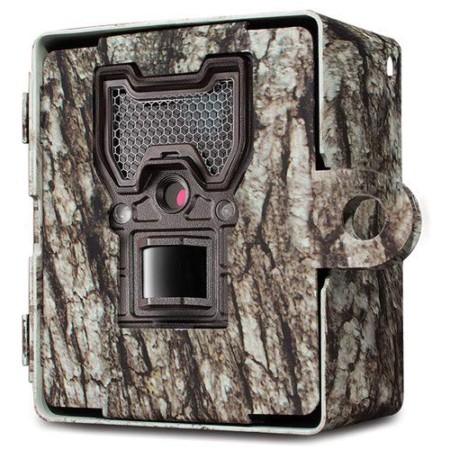 Bushnell 119754C Trail Cam Accessories Aggressor Security Box Clamshell, Tree Bark Camo ()