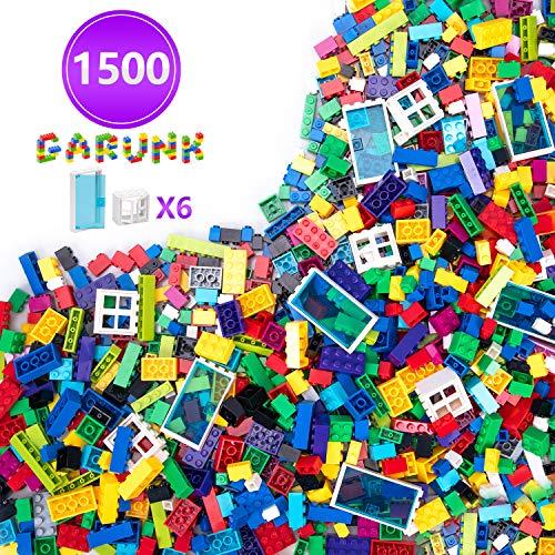 GARUNK 1500 Pieces Building