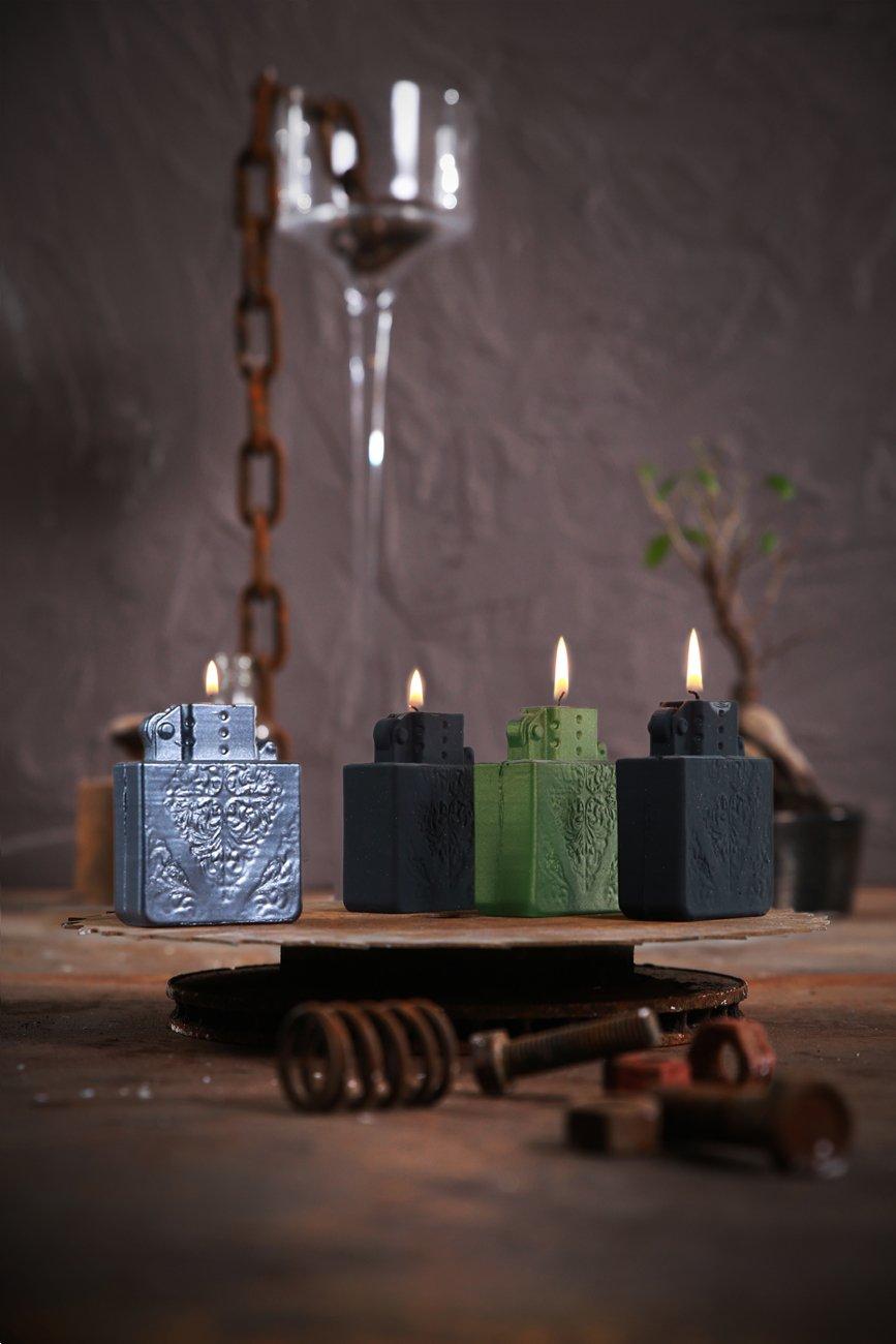 Candellana Candles 5902841369429 Lighter 4 pcs-Assorted I