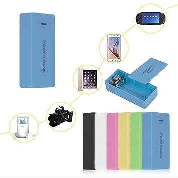 Ballylelly Cargador USB móvil Externo de la batería del Caso ...