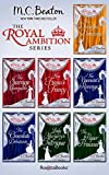 #9: The Royal Ambition Series: The Dreadful Debutante, The Savage Marquess, Miss Fiona's Fancy, The Viscount's Revenge, The Chocolate Debutante, Lady Margery's Intrigue, The Paper Princess