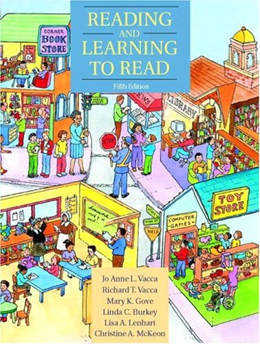 Reading and Learning to Read, MyLabSchool Edition