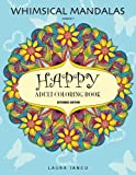 Happy: Adult Coloring Book