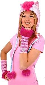 elope My Little Pony Pinkie Pie Hoodie Hat