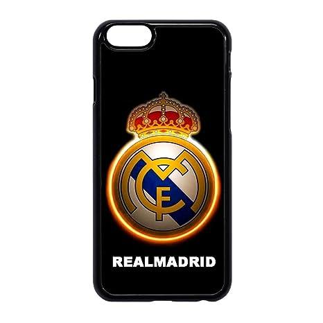 Real Madrid Funda Carcasa Personalizada Compatible con ...