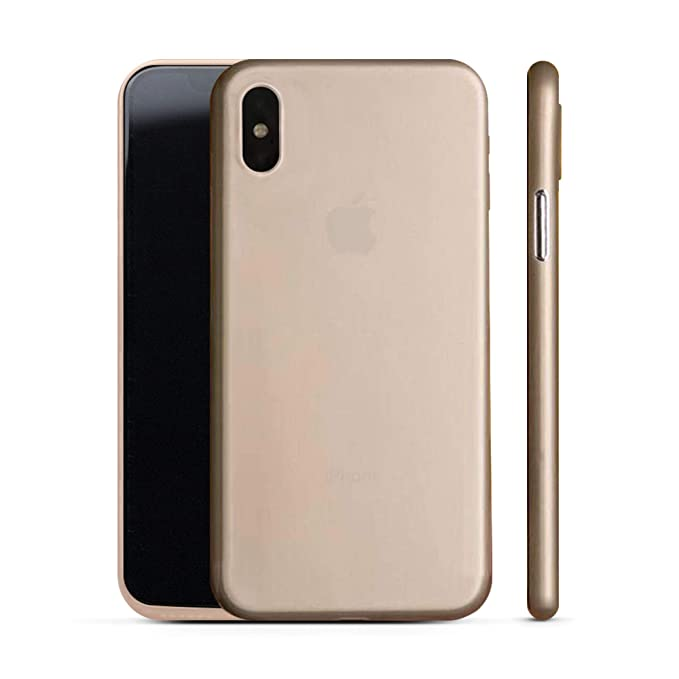 premium selection 746ac f9b47 Amazon.com: The Original Super Thin PEEL Case for iPhone Xs: Cell ...