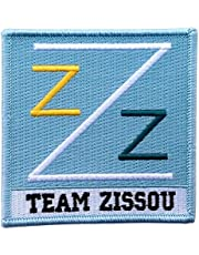 Titan One Europe - Team Zissou La Vida Acuática Equipo Zissou Parche Bordado Termoadhesivo