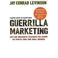 Guerrilla Marketing: Cutting-edge strategies for the 21st century