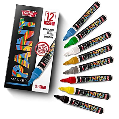 Paintmark 15 Pack Paint Markers