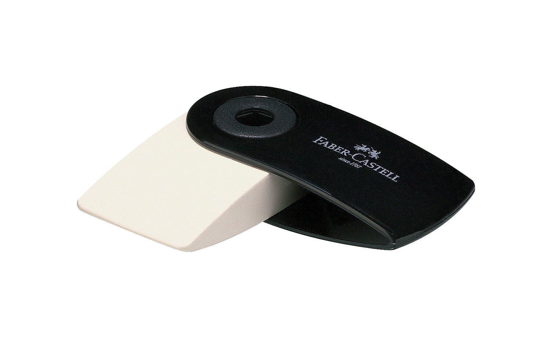 noir Faber-Castell Gomme plastiqueSLEEVE MINI