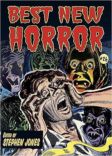Best New Horror # 26 (signed slipcase)