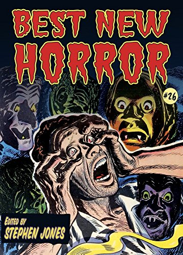 Book cover from Best New Horror #26: Anthology edited by Stephen Jonesby Ramsey Campbell