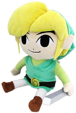 Nintendo Link Felpa Juguetes de Peluche, The Legend of Zelda, Felpa, Link