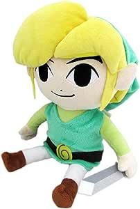 """Little Buddy The Legend of Zelda The Wind Waker 8"""" HD Link Plush"""