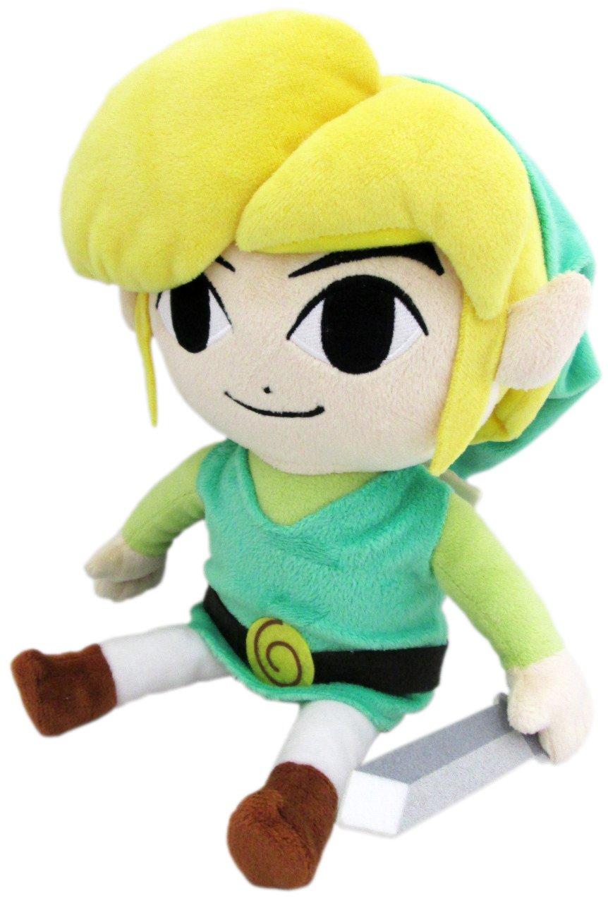 Little Buddy The Legend of Zelda The Wind Waker 8'' HD Link Plush