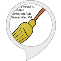 Street Sweeping for Lexington ave Somerville MA