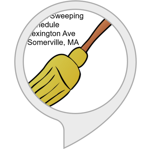 Street Sweeping for Lexington ave Somerville (Lexington Street)