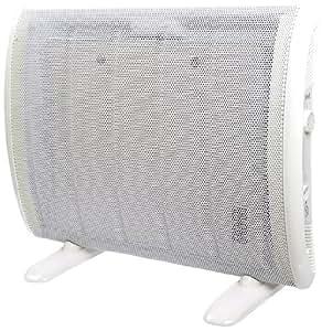 EWT 201058 - Calefactor, 1000 W, color blanco
