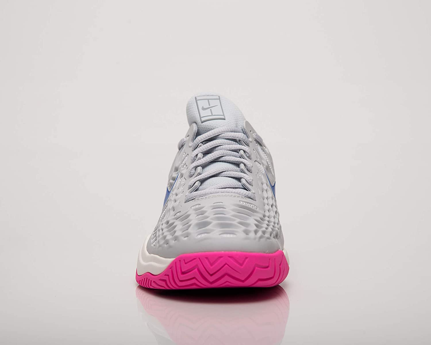 Nike Womens WMNS Air Zoom Cage 3 Hc Tennis Shoes