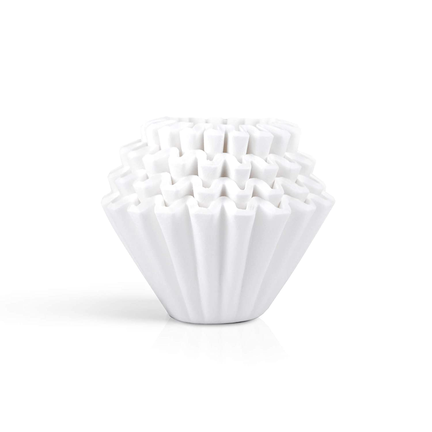 Kalita 22212 KWF-185 Wave 185 (100P) Paper Filter, Size, White