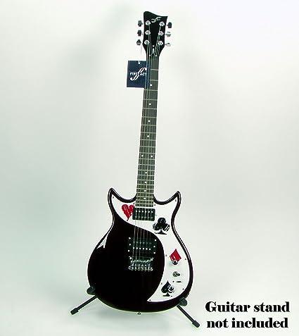 Amazon.com: Tarjetas de primera ley Guitarra Eléctrica ...