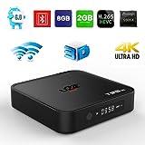 U2C T95M Andriod TV Box Set Top Box Amlogic S905X BT 4.0 2G/8G Quad Core Android 6.0 WIFI HD 4K Smart TV Box