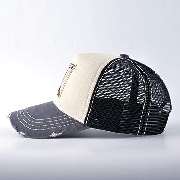 GCCI Ocio Unisex Fashion Drake Hat para hombres y mujeres Malla ...