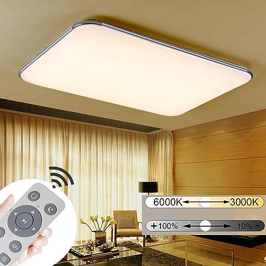 Deckenbeleuchtung LED Deckenleuchte Badleuchte Küche Deckenlampe Wohnzimmer