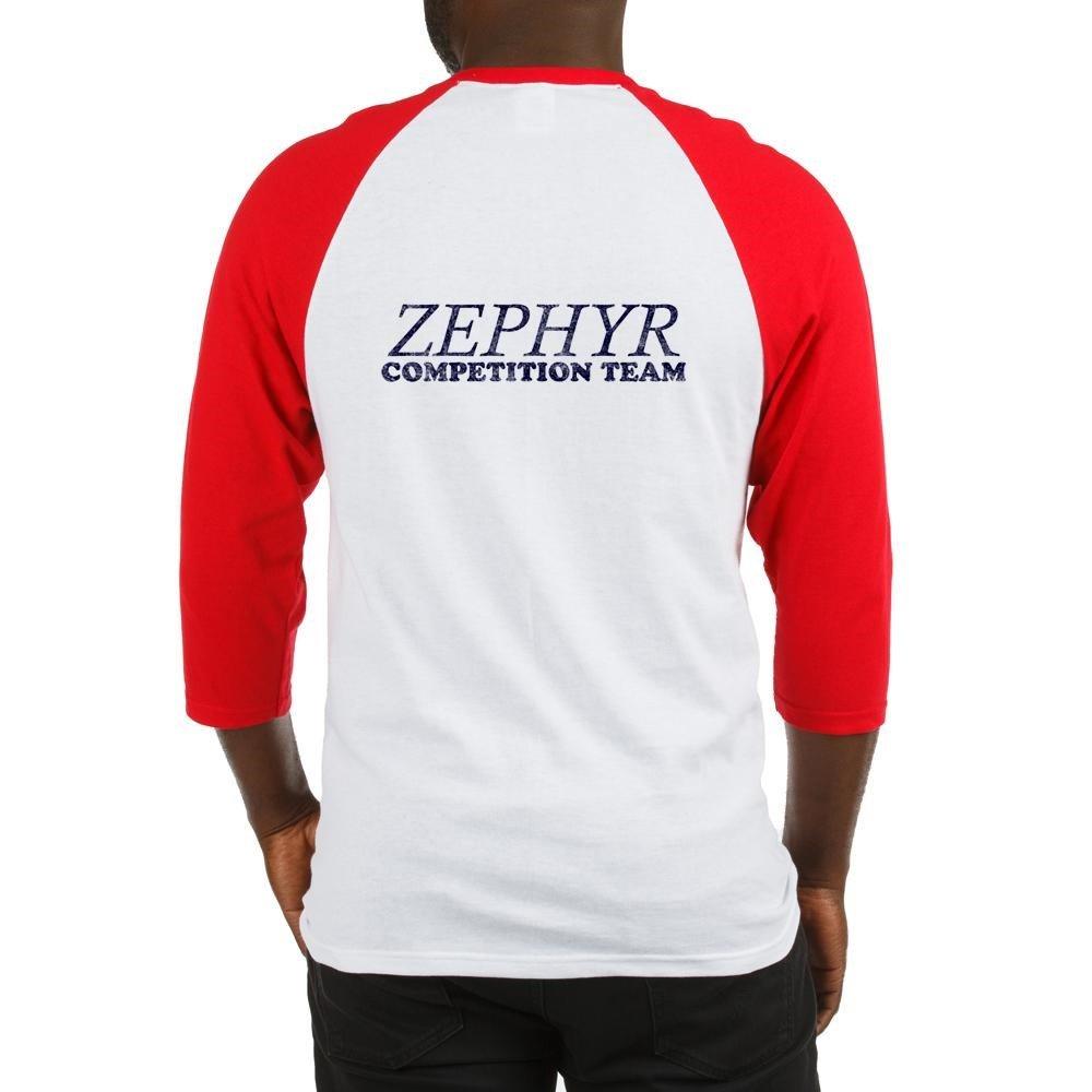 more photos 914c3 9a450 Amazon.com: CafePress ZEPHYR COMPETITION TEAM Baseball ...