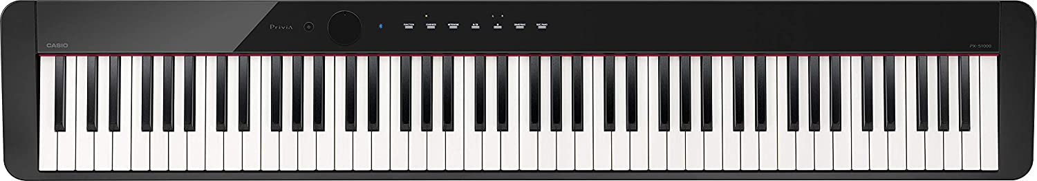 Casio, 88-Key Digital Pianos - Home (PX-S1000BK)
