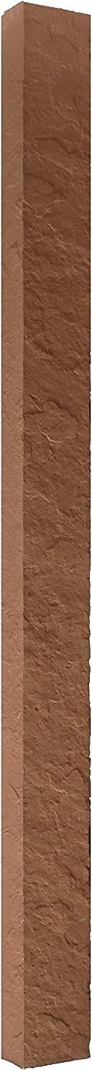 NextStone Polyurethane Faux Stone Window and Door Trim - Sandstone - Brown (4 Trim per Box)
