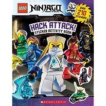 LEGO Ninjago: Hack Attack! (Sticker Activity Book)
