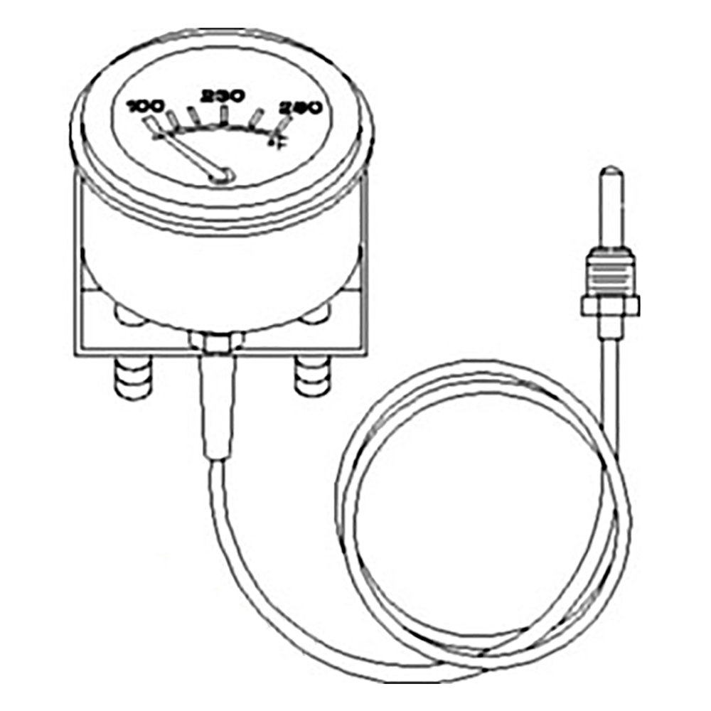 Amazon.com: AT149005 New Transmission Oil Temperature Gauge ... on