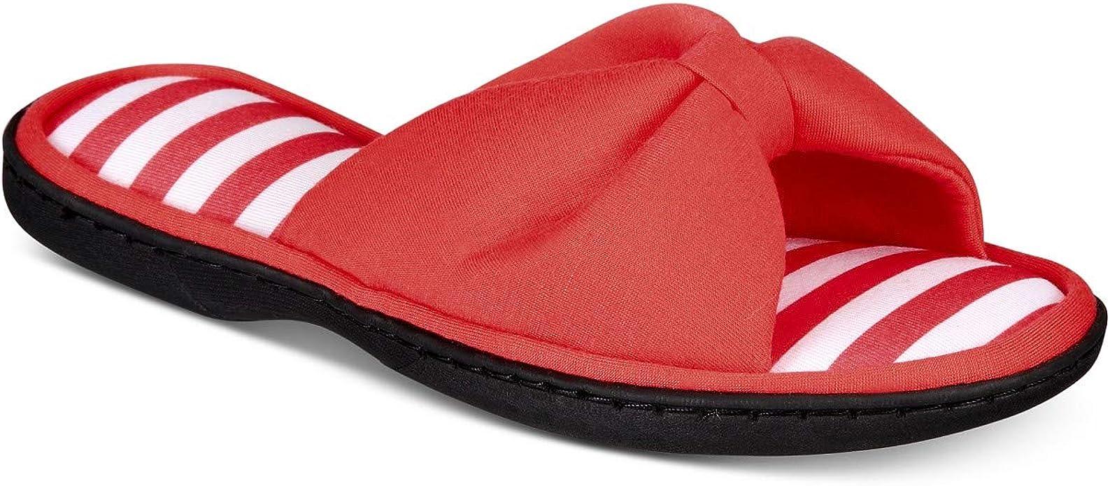 Amazon.com | Gold Toe Slippers Men's