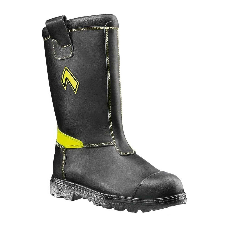 Haix Fireman Yellow Das Einsteigermodell  Billig und erschwinglich Im Verkauf