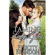Taming Lady Lydia