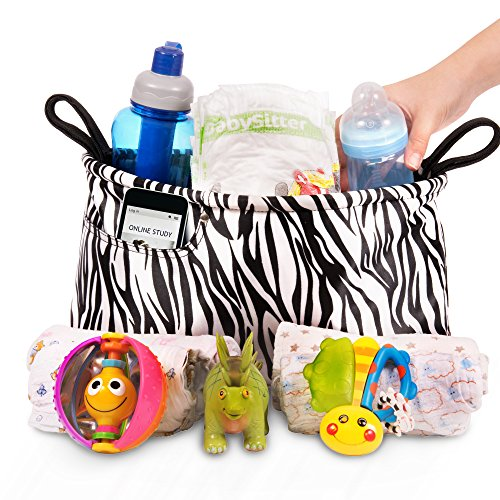 Attachable Stroller Tray - 1