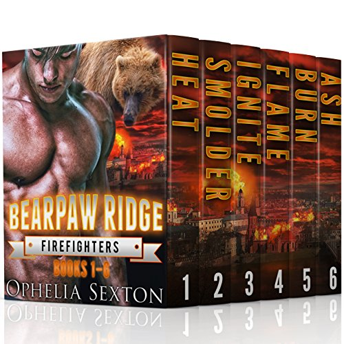 (Bearpaw Ridge Firefighters: Boxed Set #1 - The Swanson Brothers )