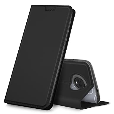 super popular cedcb dea34 Moto G6 Case, iBetter High Quality Magnetic Flip Case Cover Well Full Range  Protection Dirty Resistant Comfortable Hand Feeling with Stand Function ...