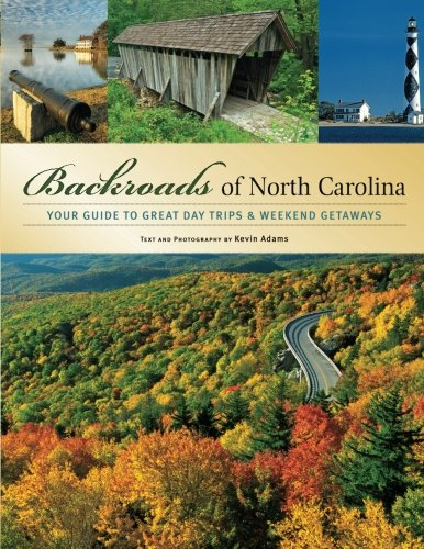"""North Carolina is a traveler's dream, from the Great Smoky Mountains to the Outer Banks' historic lighthouses, wild horses, and charming fishing villages; from battlegrounds of the Revolutionary and Civil Wars to the """"heart of motorsports""""; ..."""