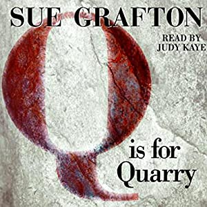 Q is for Quarry Audiobook