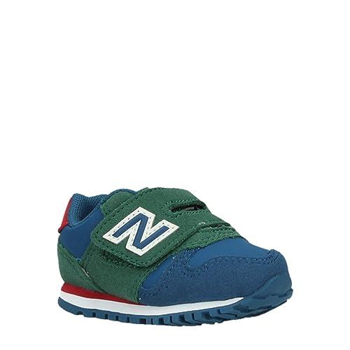 2496e2ff2cf Zapatilla NEW BALANCE KV373 Pei  Amazon.es  Zapatos y complementos