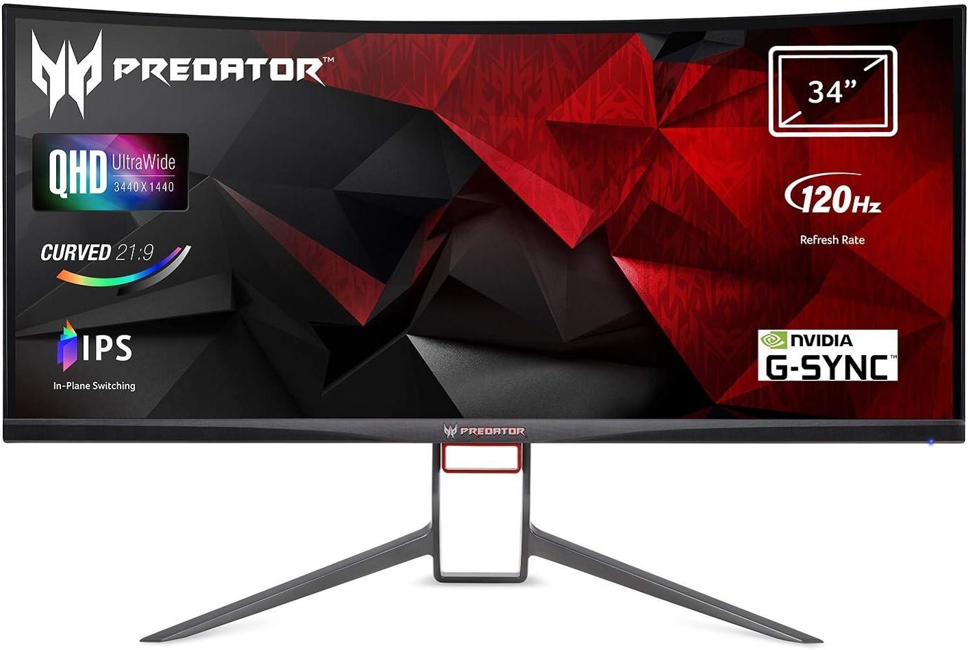 Acer Monitor Predator X34P 87cm (34