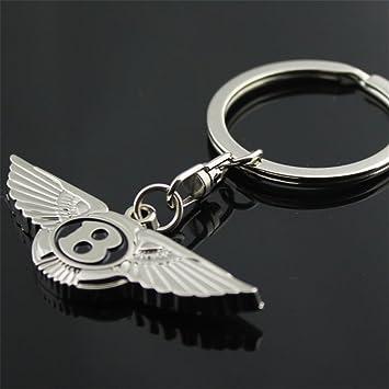 Logo 3D Car Logo Keychain Car Keychain Keyring Key Chain Key Ring For Bentley