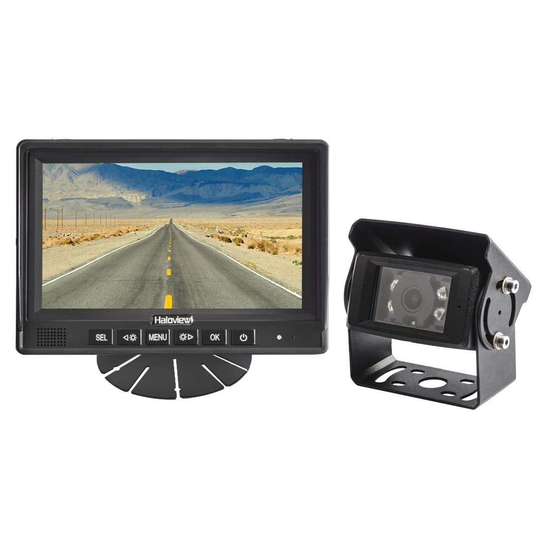 CA611 Haloview CA611 1080P High Definition Rear View Camera