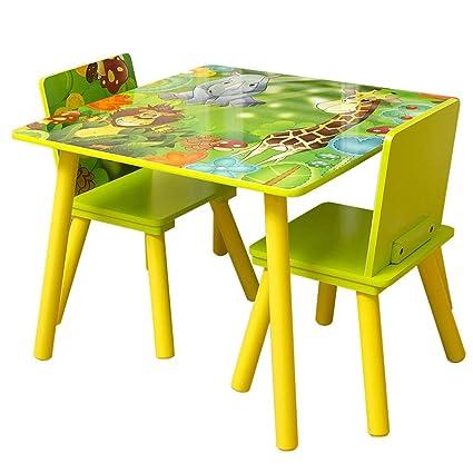 Ensembles de tables et chaises Table pour Enfants Table D