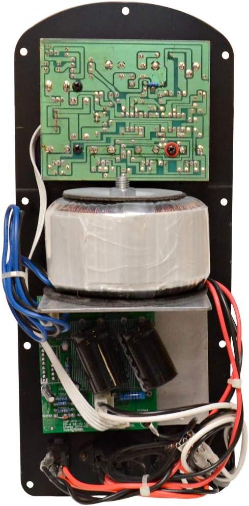 SA-APLW10-100 Watt 4 Ohm Class AB Plate Amplifier for Full Range Loudspeaker Cabinets Seismic Audio PA//DJ Speaker Replacement Amp