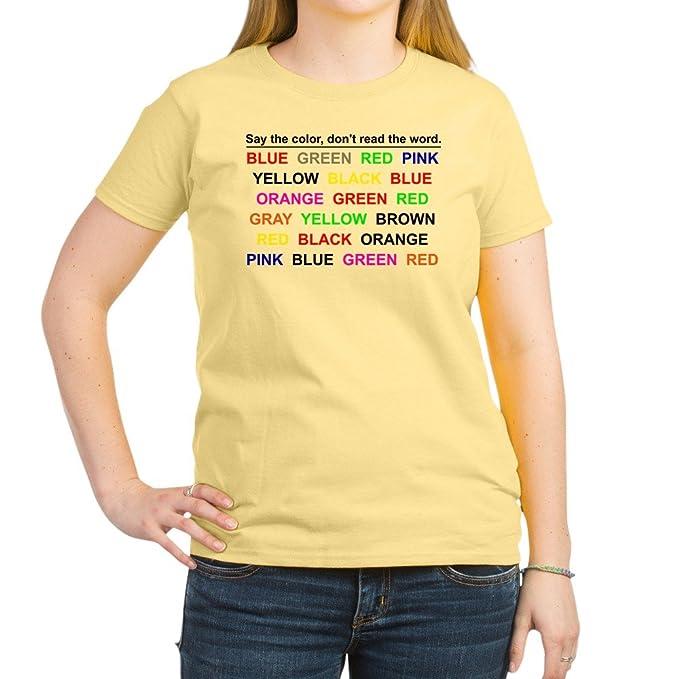 11db3d4a6 Amazon.com: CafePress - Strooppostcard T-Shirt - Womens Cotton T ...